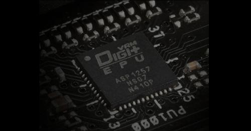 Precise Digital Power Control