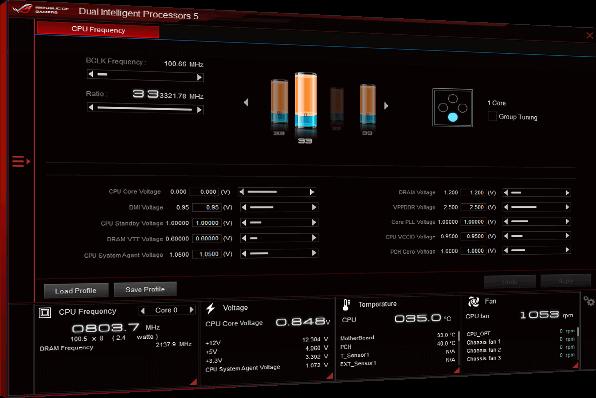 Boost instantané des performances CPU