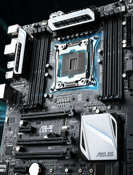 ASUS X99-A Intel Gigabit Ethernet Treiber Windows 10