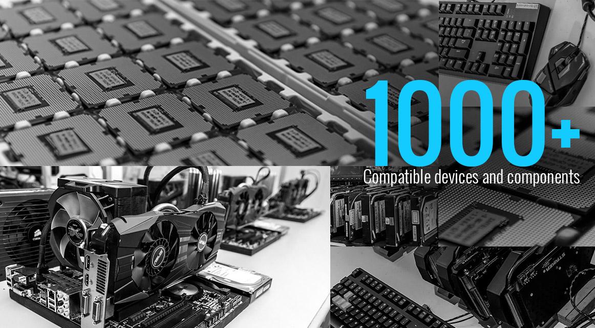 ASUS PRIME Z270M-PLUS [7th/6th/ 4 X DIMM/ 2X M.2 Socket/ Raid support/ HDMI] Motherboard