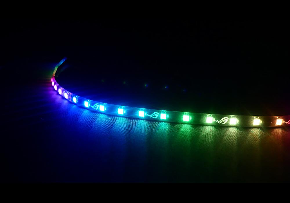 ROG Addressable LED Strip | Motherboard Accessories | ASUS Global
