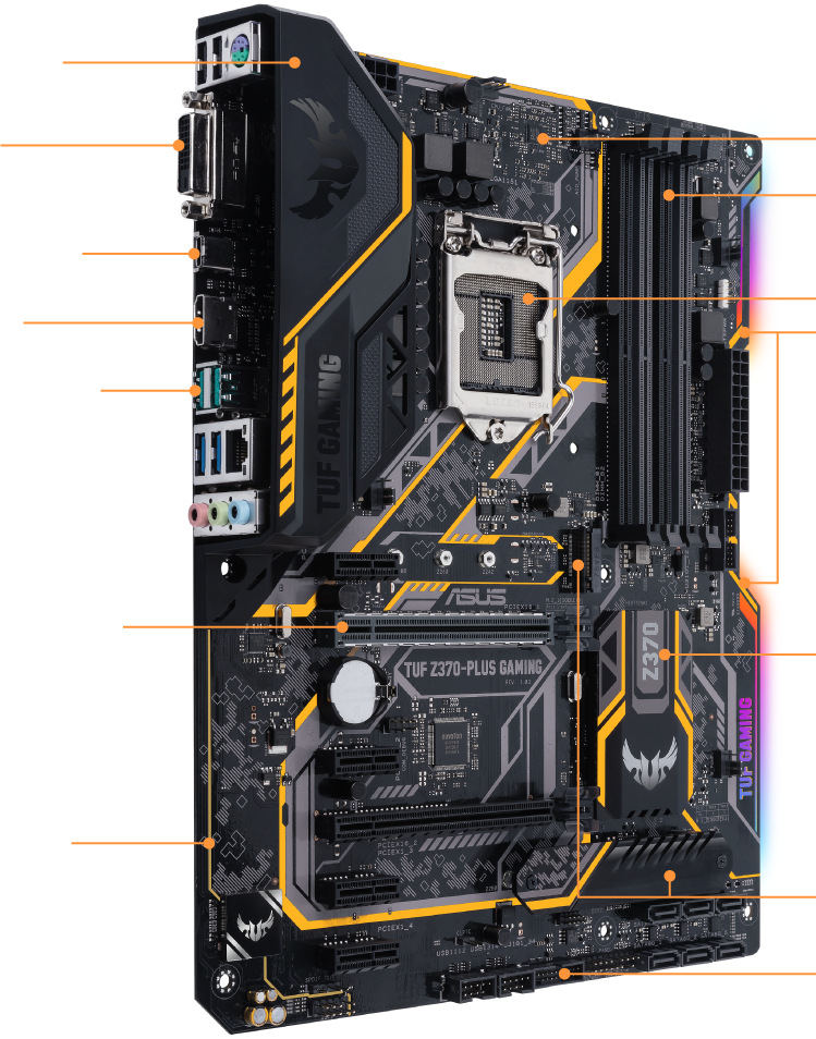 TUF Z370 Plus Gaming