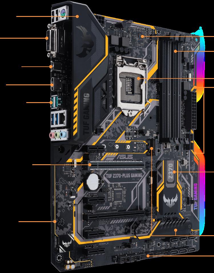 TUF Z370 Plus Gaming