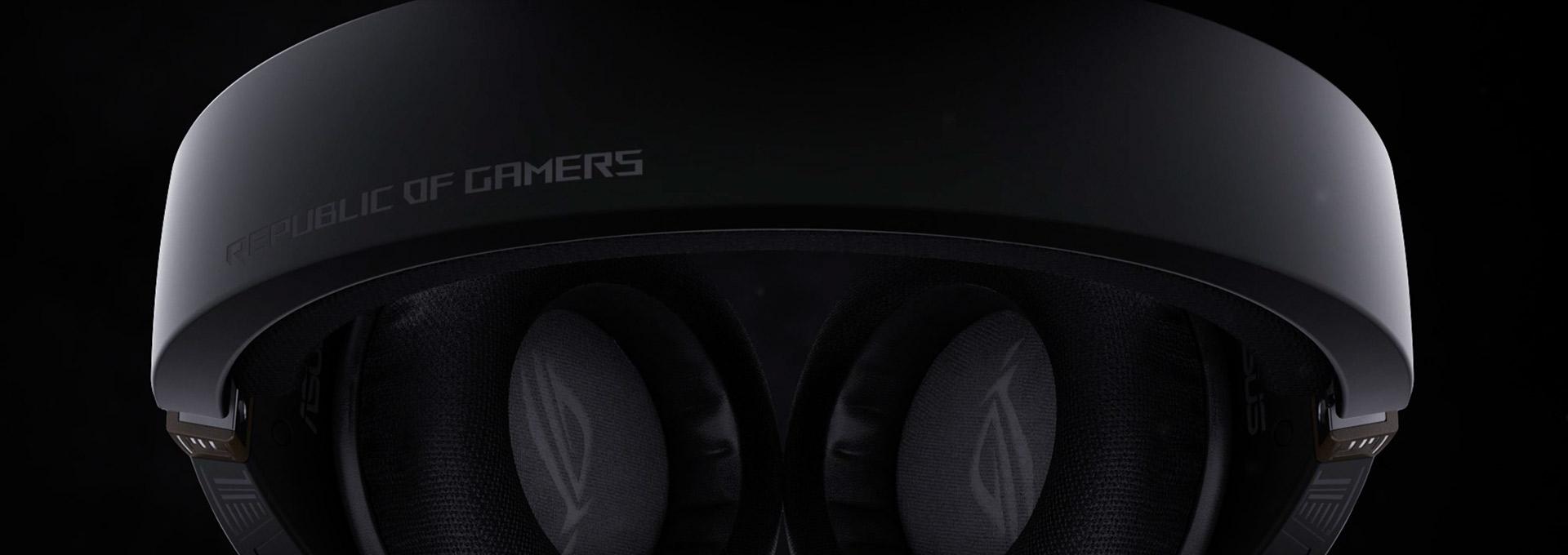 ROG Strix Fusion 500   Hörlurar och headset   ASUS Sverige