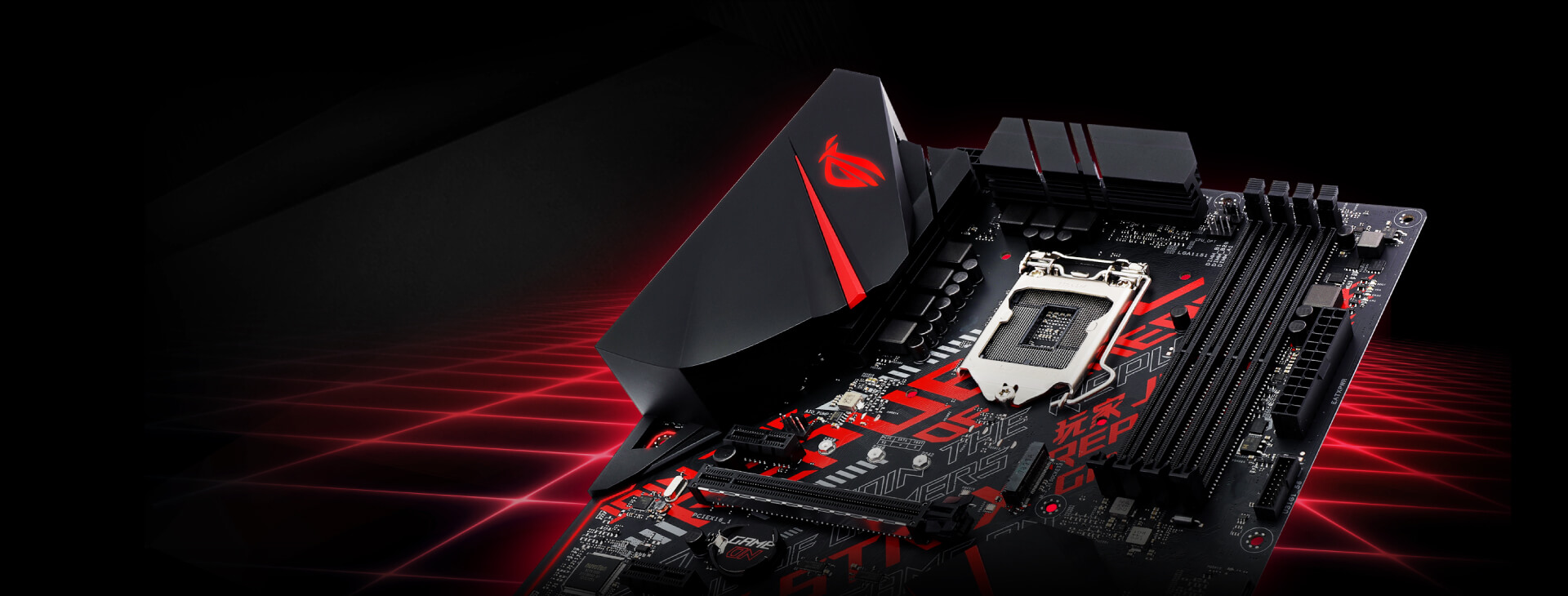 Rog Strix B360 H Gaming Motherboards Asus Usa Correspondence Of The Pins On Hdmi To Dvid Cable Cooling