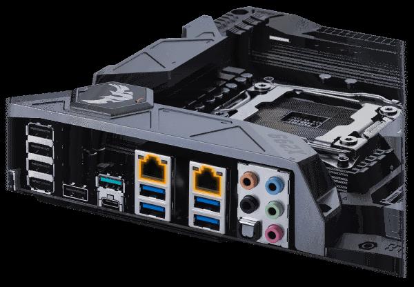 Dual Intel® Gigabit LAN