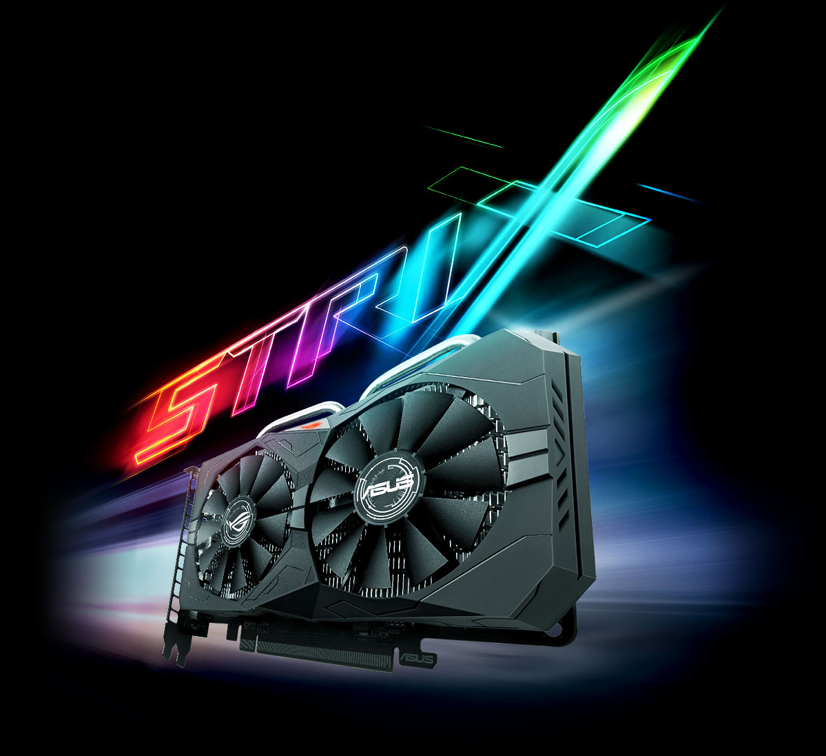 ROG-STRIX-RX560-4G-GAMING | Graphics Cards | ASUS USA
