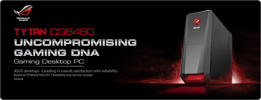 Uncompromising Gaming DNA