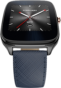 499adf7b7 Available in two sizes, ASUS ZenWatch 2 brings sophisticated style and  powerful functionality to any wrist