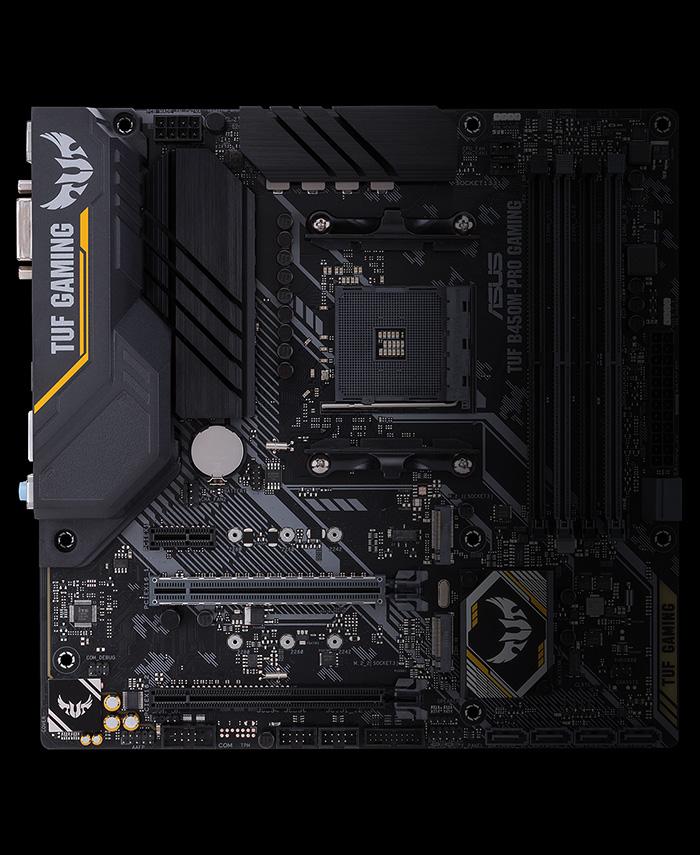 Tuf b450m-pro gaming | motherboards | asus global.