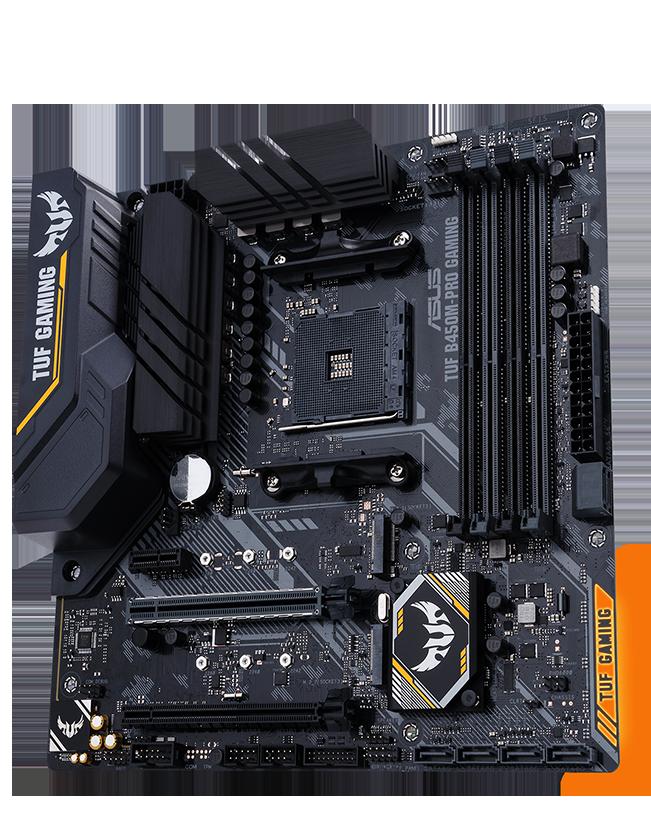 TUF B450M-Pro Gaming