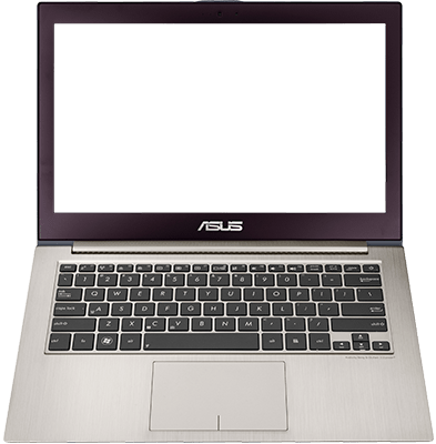 how to change input on asus computer