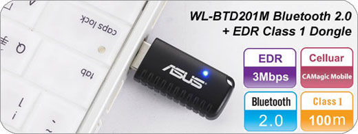 Asus WL-BTD201M Bleutooth Driver for Windows Download