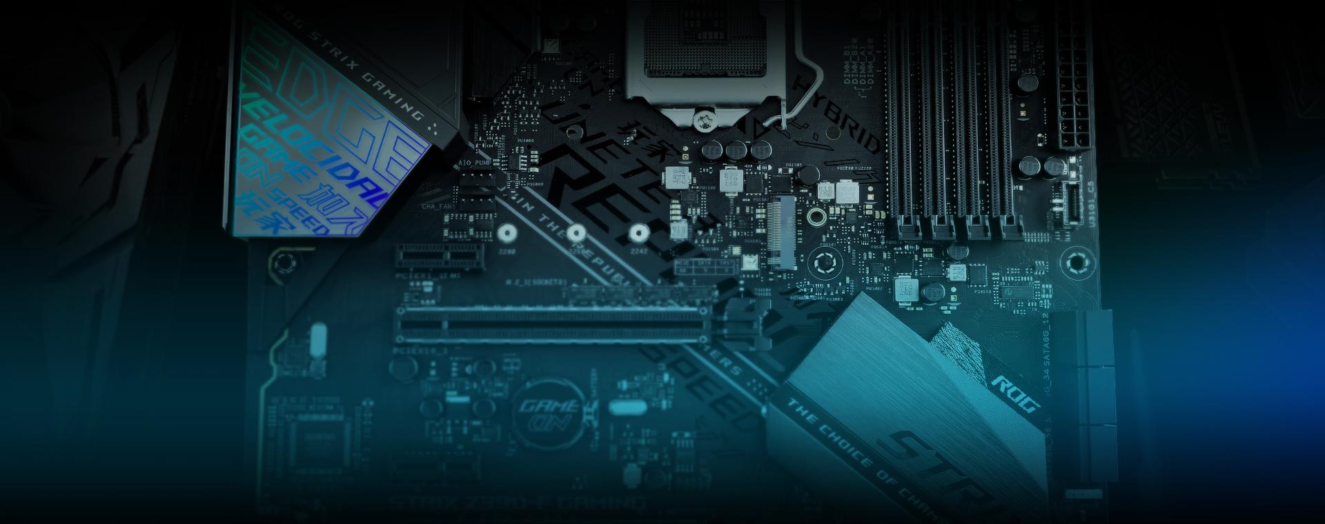 ROG STRIX Z390-F GAMING | Motherboards | ASUS Global