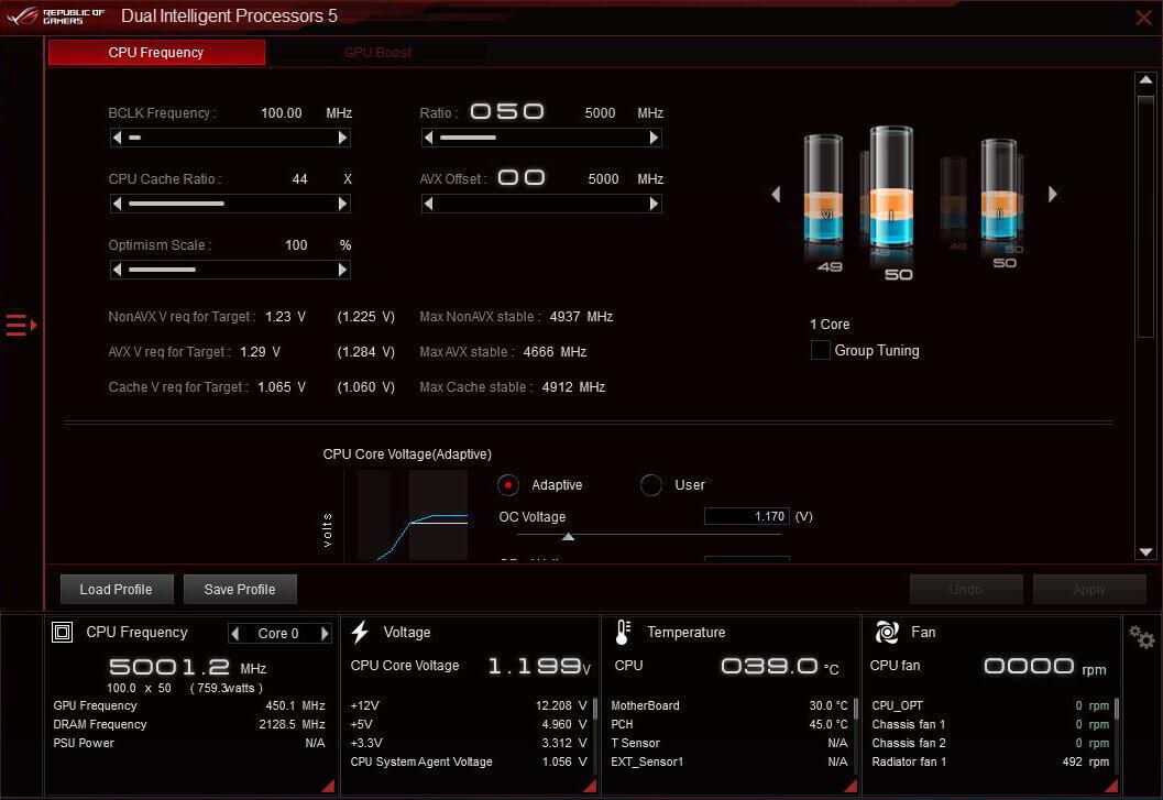 Unmittelbarer Performance-Boost für den Prozessor