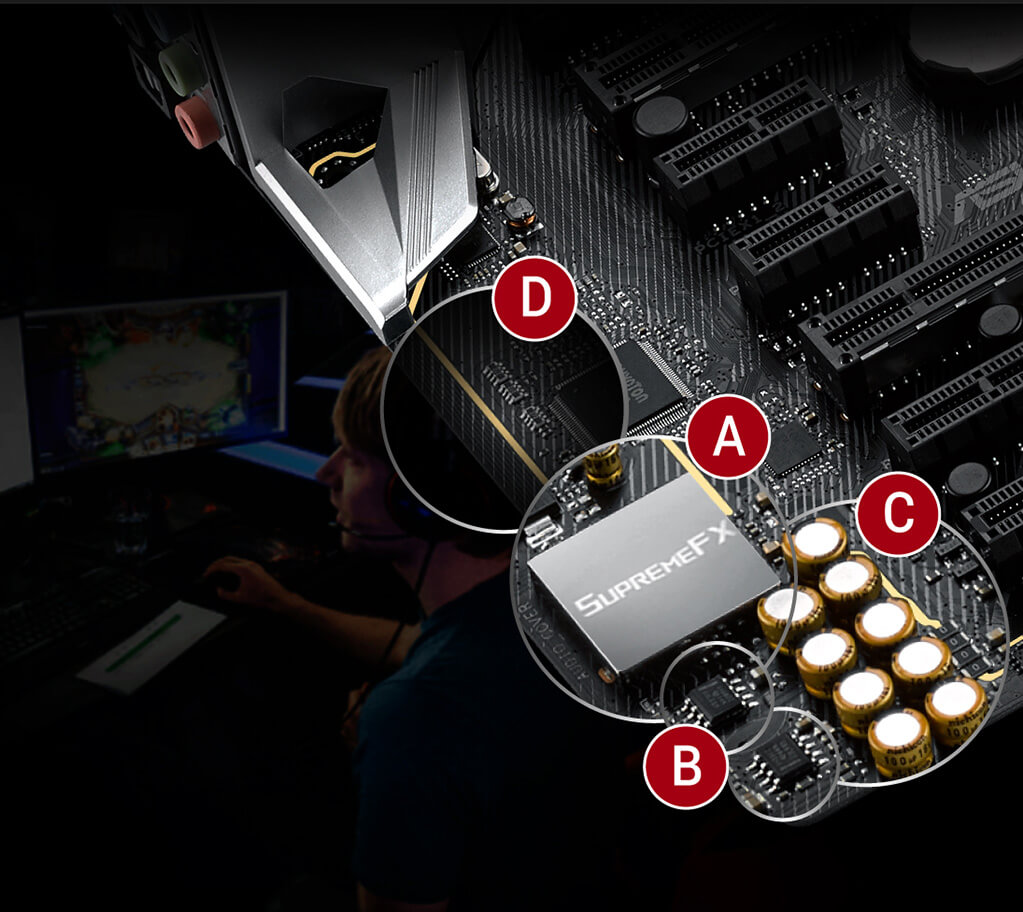 ROG STRIX Z370-E GAMING | Motherboards | ASUS USA