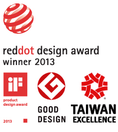 World–class award-winning design