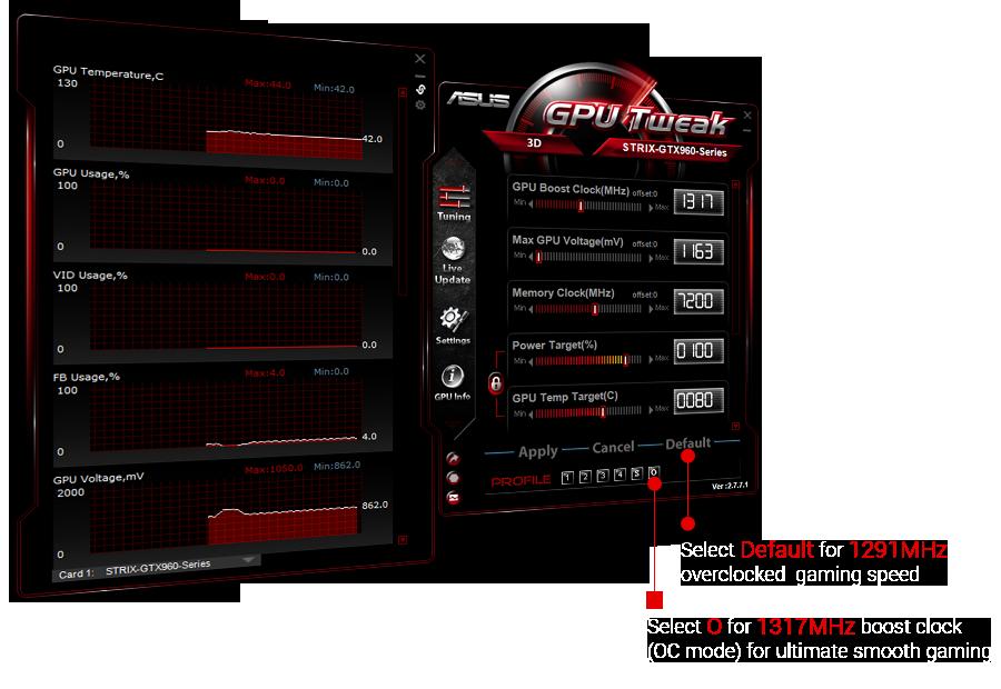 asus gtx 960 driver download