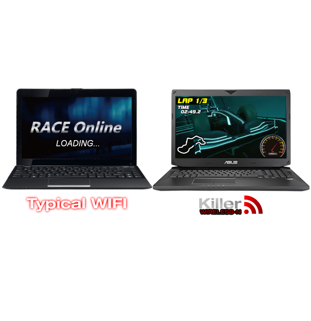 ASUS ROG G750JS Intel WLAN Windows Vista 32-BIT
