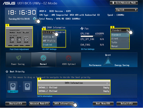 ASUS AM1M-A Realtek Audio XP
