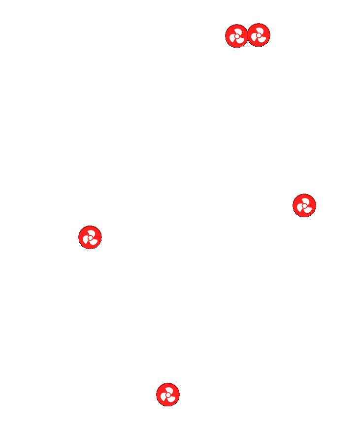 מאוורר PWM/DC בן 4 פינים position