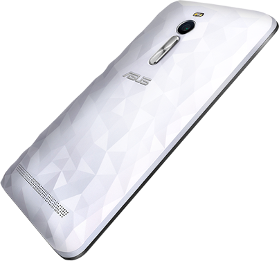 Zenfone2 Deluxe Illusion White