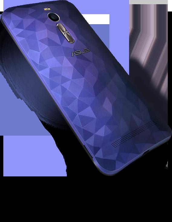 Zenfone2 Deluxe Illusion Blue