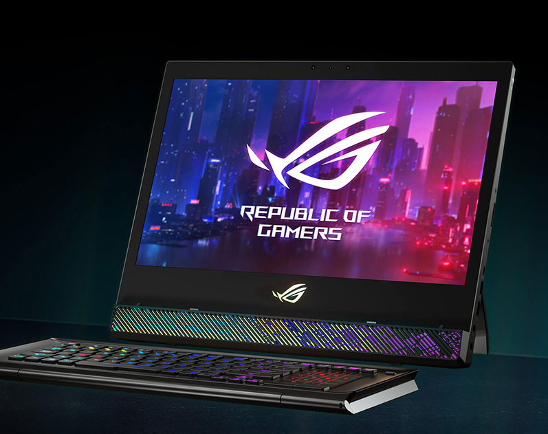 ROG Mothership, Desktop Replacement Terkuat dari ASUS Indonesia 1