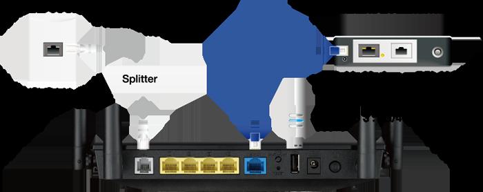 DSL-AC55U | Networking | ASUS Global