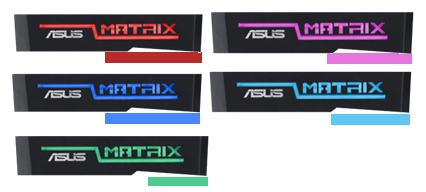MATRIX LED Load Indicator