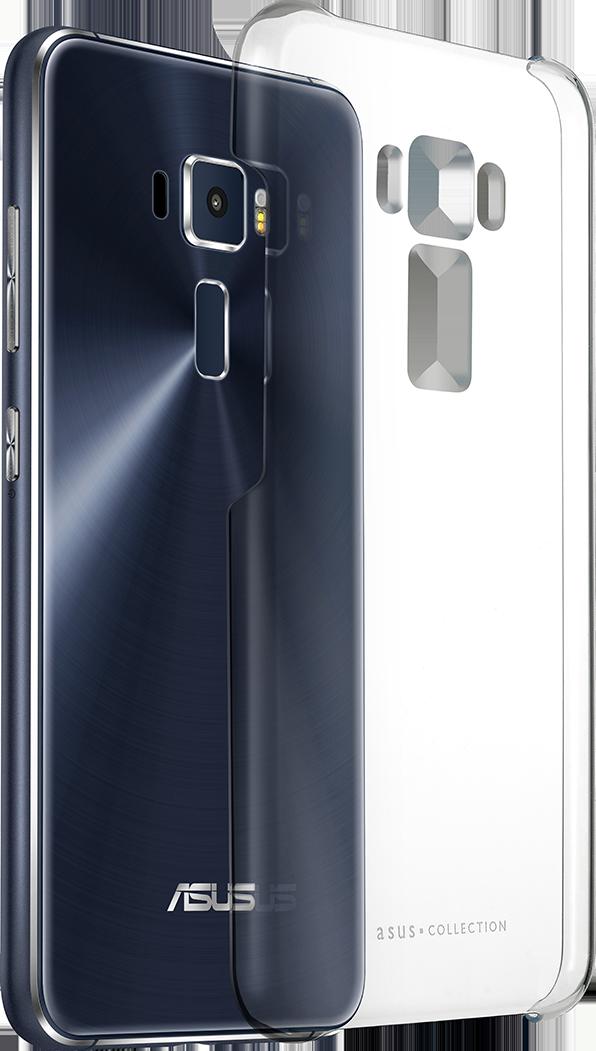 huge discount d84c5 aa1f2 ZenFone 3 Clear Case (ZE552KL) | Phone Accessories | ASUS Global