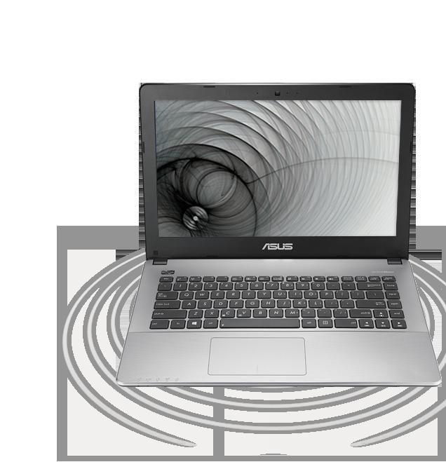 ASUS X450JN NVIDIA Graphics Last