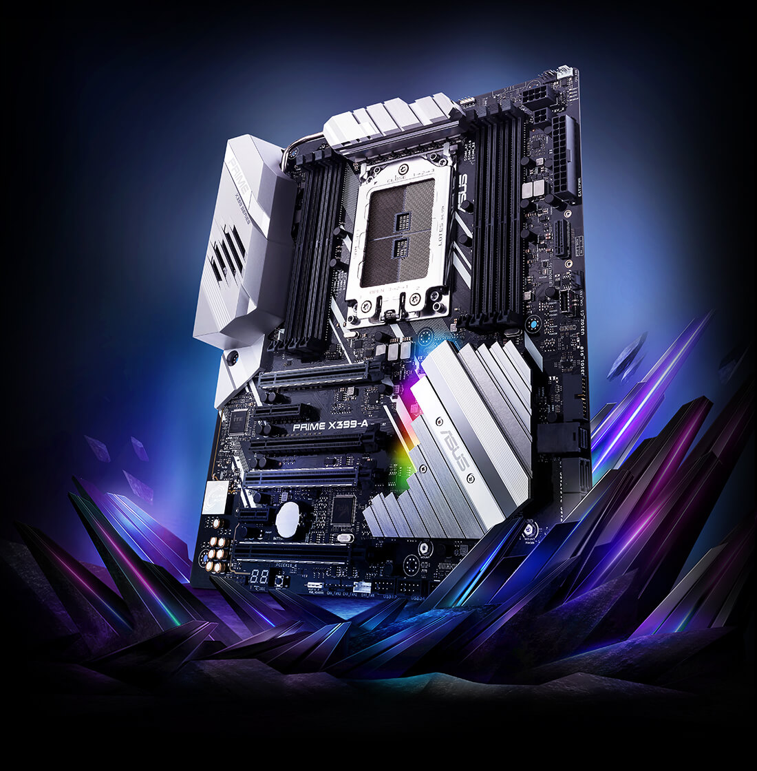 PRIME X399-A | Motherboards | ASUS USA