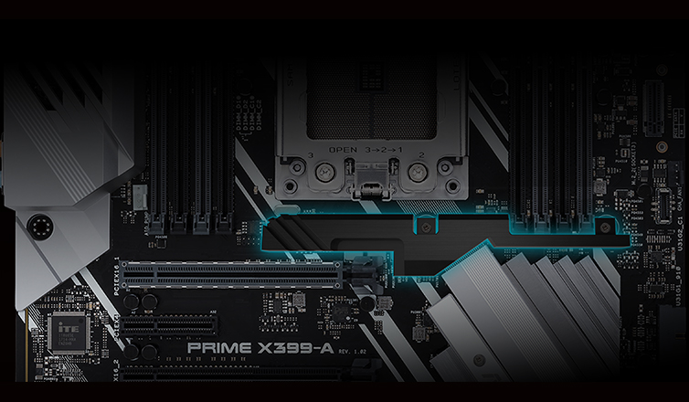PRIME X399-A   Motherboards   ASUS Global