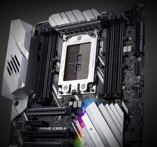 PRIME X399-A | Motherboards | ASUS Global