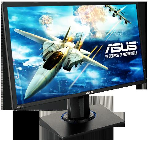 VG245H   Monitors   ASUS USA