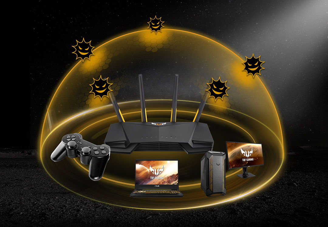 TUF Gaming AX3000|WiFi Routers|Networking / IoT / Servers |ASUS Global