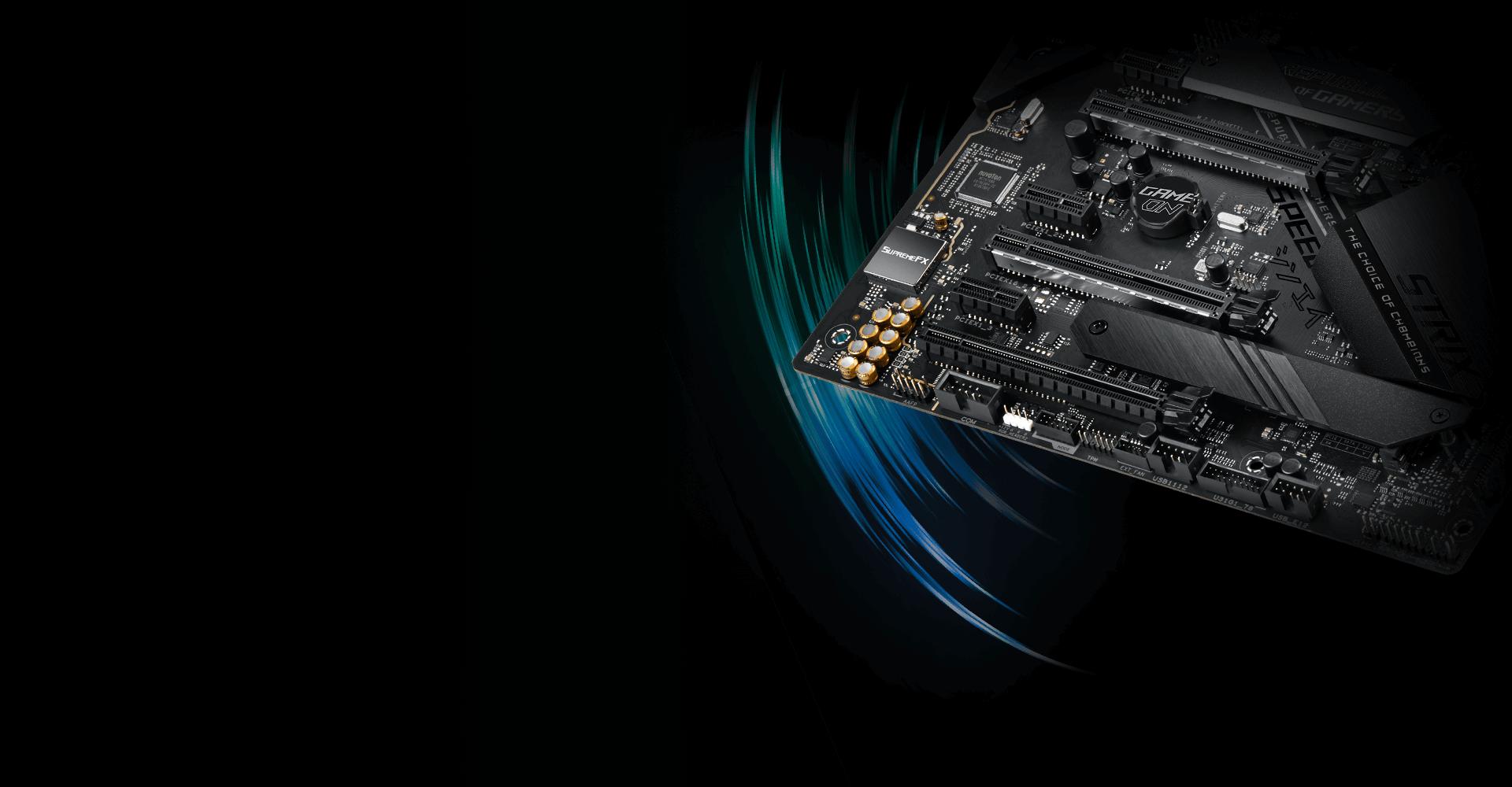 ASUS ROG STRIX Z390-E GAMING | Gaming Motherboard | ASUS USA