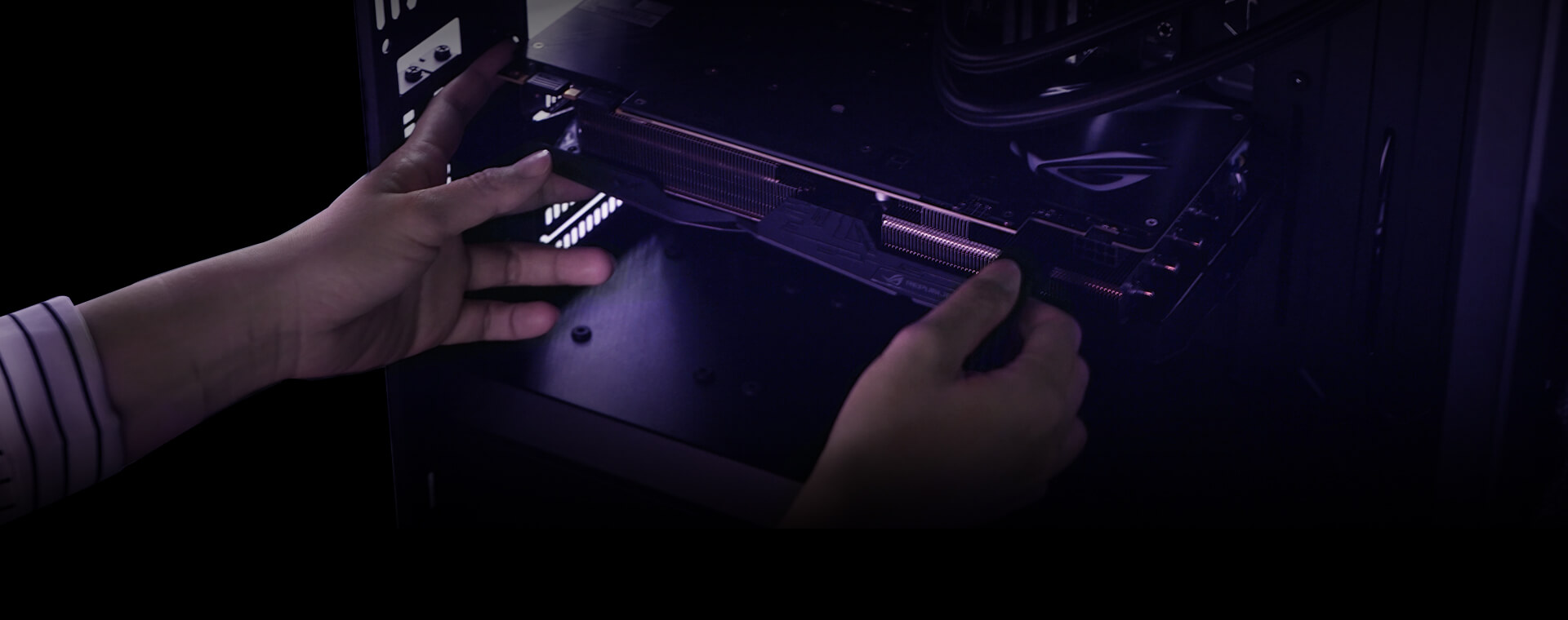 Rog Strix Z390 E Gaming Motherboards Asus Usa Building And Mounting Regulator Circuit For Wifi Bridge The Most Diverse Ecosystem Of Components In Industry Make Personalizing A Rig With Wonderfully Easy