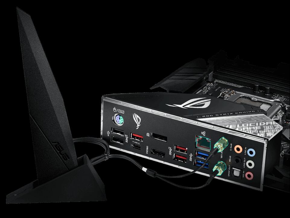 ASUS Rog Strix Z390-E Gaming Motherboard (ASUS-90MB0YF0