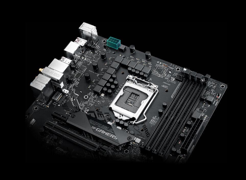 ASUS ROG STRIX Z390-E GAMING   Gaming Motherboard   ASUS USA