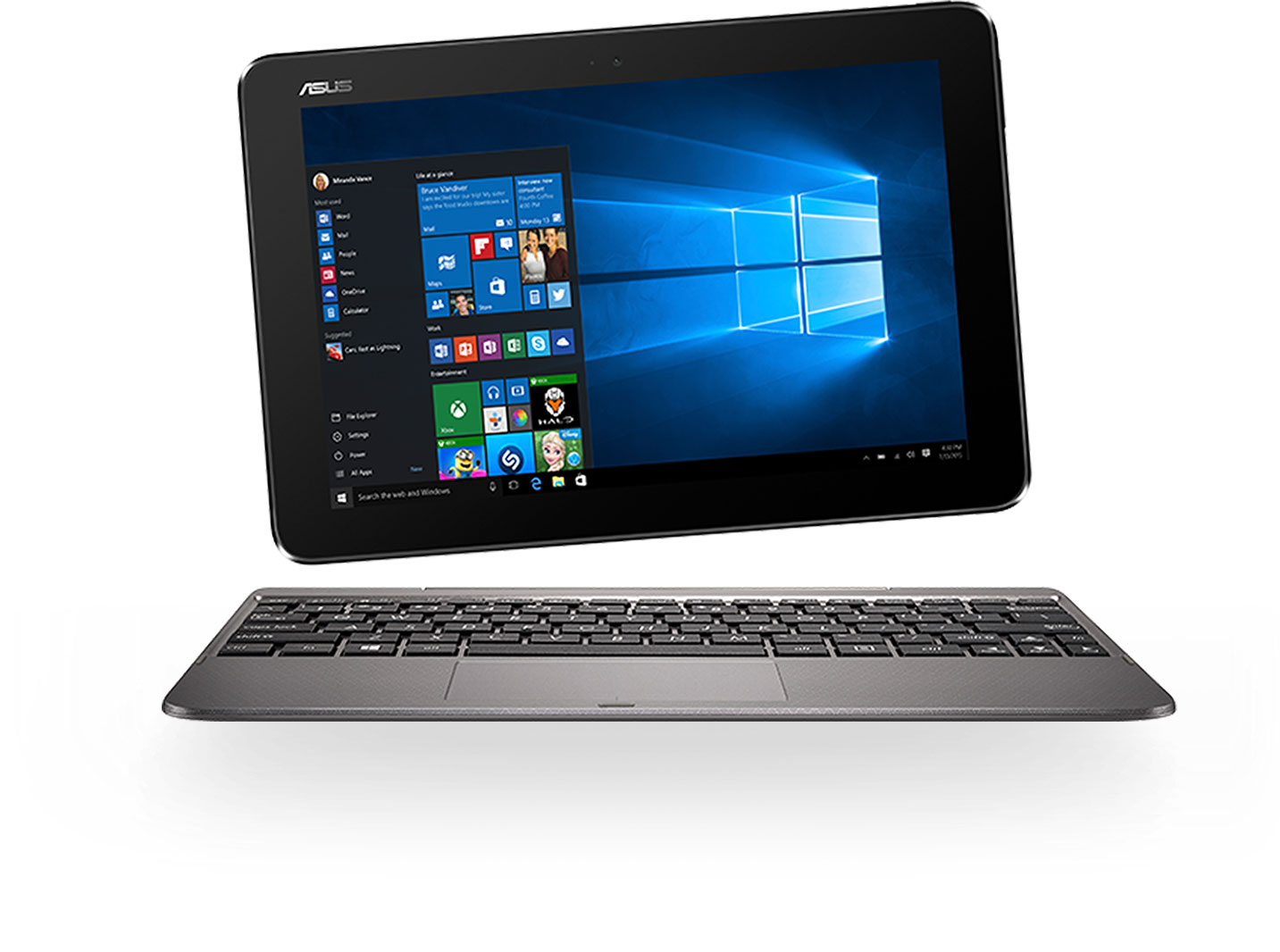 Offerta Asus Transformer Book su TrovaUsati.it