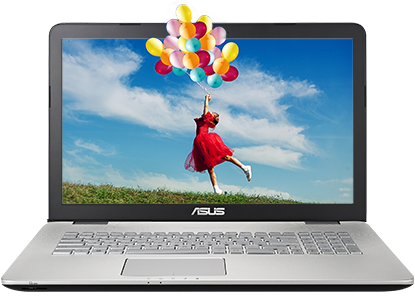ASUS N751JX Touchpad New