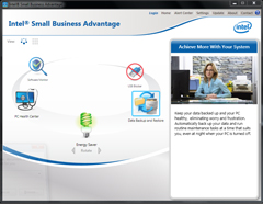 Intel® Small Business Advantage