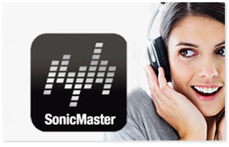 SonicMaster audio technology
