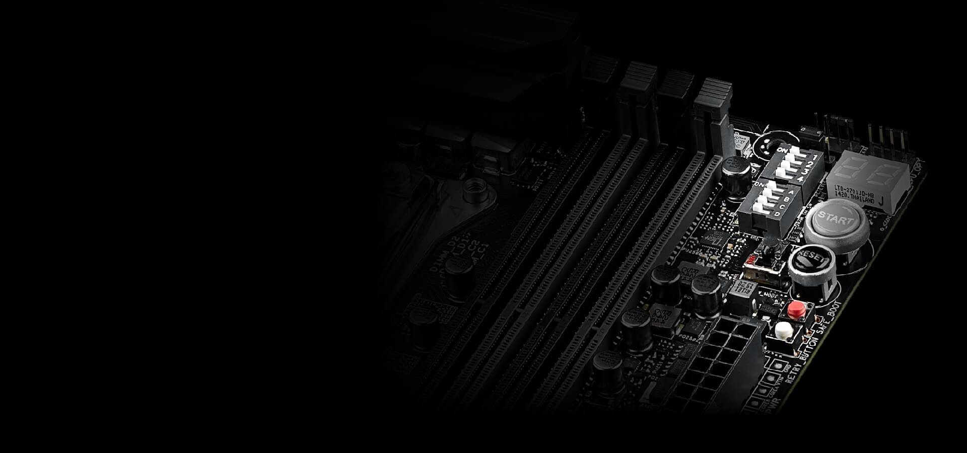 Rog Rampage V Edition 10 Motherboards Asus Usa Circuits Gt Single Transformer Inverterchargerchang L28537 Nextgr Forget Memory Compatibility Worries As This One Click System Recovery Tool Offers Effortless Upgrades