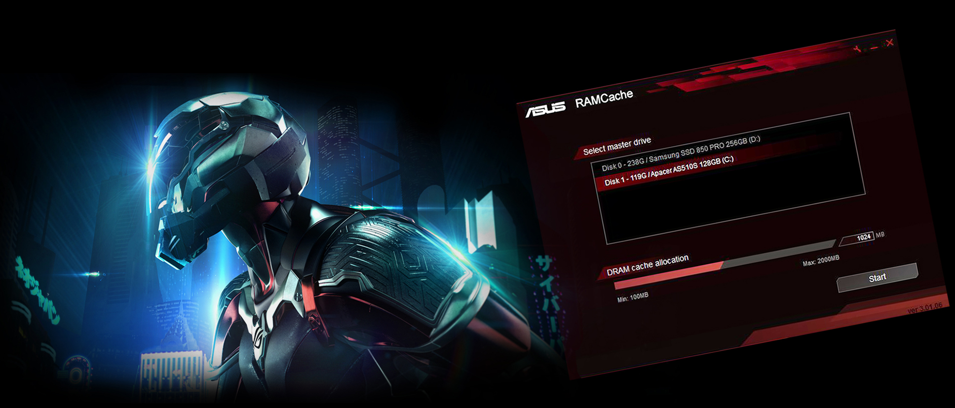 Rog Rampage V Edition 10 Republic Of Gamers Asus Usa Topspeed Controls Commands N A Game Manual Music Video Ramcache Turns Milliseconds Into Microseconds To Boost Load Times Stratospheric Levels And Minimizes Risk Data Loss Course Its