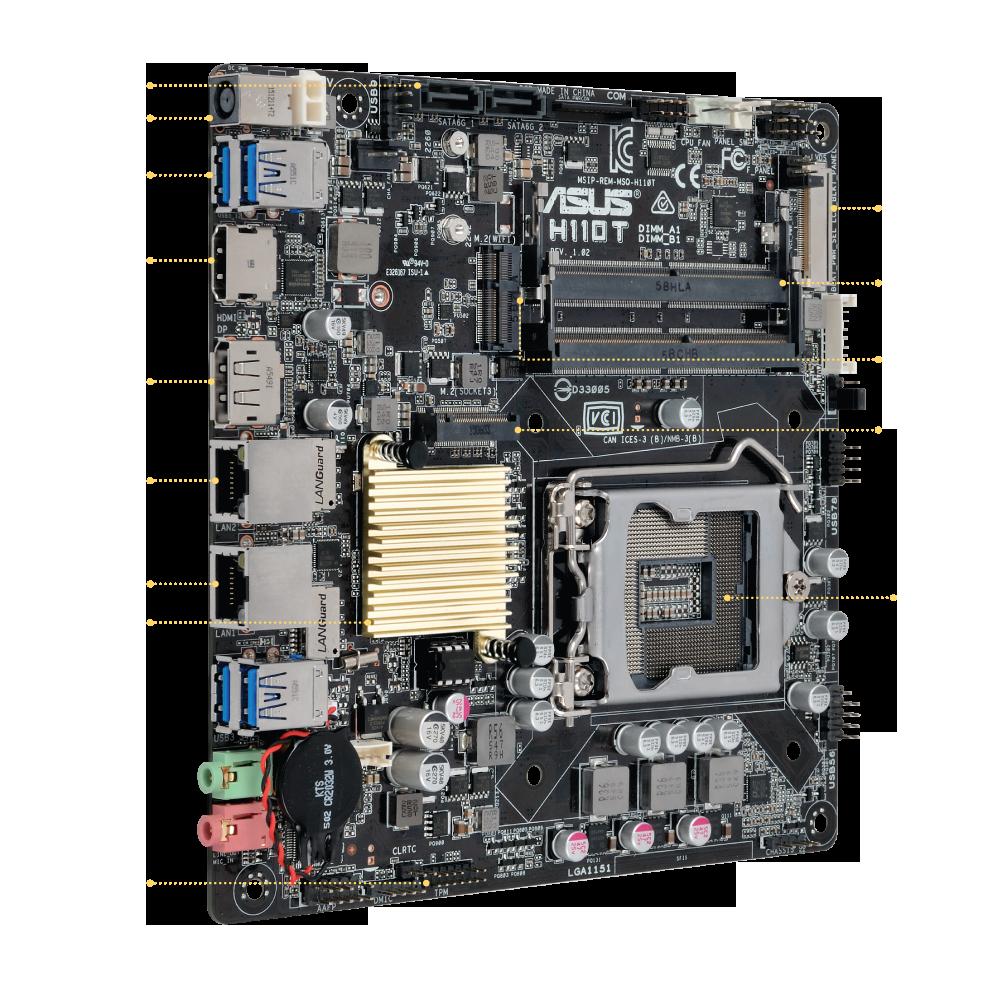 ASUS H110T Intel Graphics Update