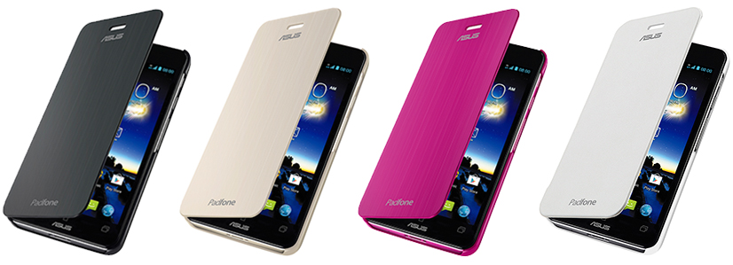 PadFone Infinity Side Flip Cover | Phone Accessory