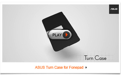 Turn Case for Fonepad
